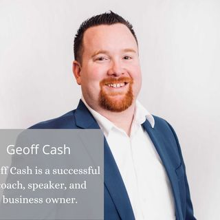 Geoff Cash Explains Why Giving up Is the Only Failure