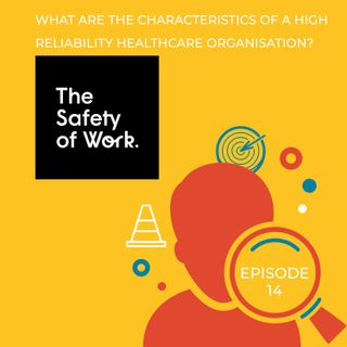 Ep.14 What are the characteristics of a High Reliability Healthcare Organisation?