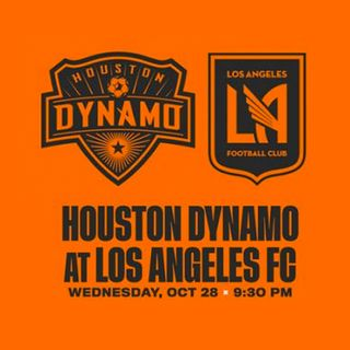 Houston Dynamo @ LAFC | 10.28.2020