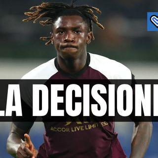 Calciomercato Inter, proposto Kean: arrivata la risposta di Marotta