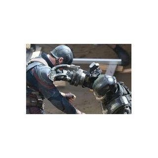 Civil War Talk and S.H.I.E.L.D. Season 2 Recap!!
