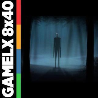 GX 8x40 - Juegos de terror desconocidos