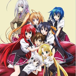 High School DxD OP and OST