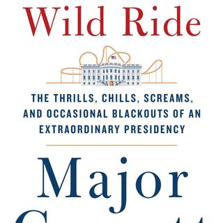 Interview With 'Mr. Trump's Wild Ride' Author Major Garrett
