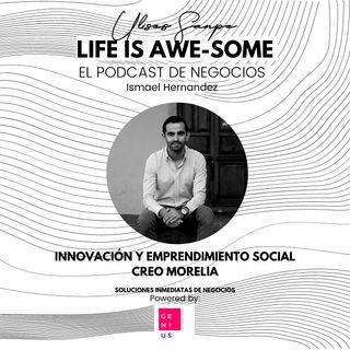 Ismael Hernández E11 Innovación y emprendimiento social