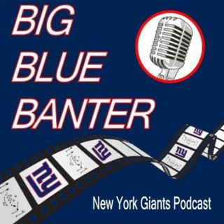 The Big Blue Banter Final Giants Draft Preview