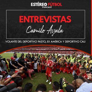 Entrevista Con Camilo Ayala
