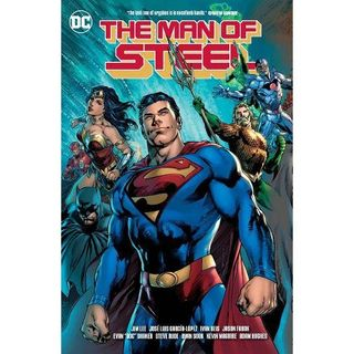 Source Material Live: The Man of Steel by Brian Michael Bendis
