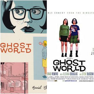 Comic Stripped: Ghost World