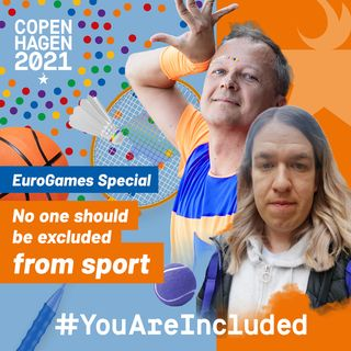 29.  EuroGames Special - No one should be excluded from sport