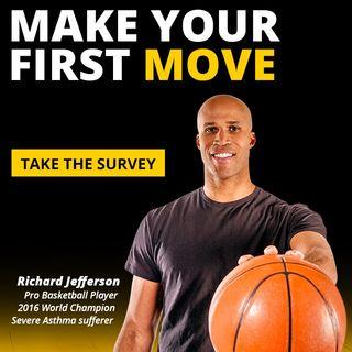 Richard Jefferson Beyond Pro Ball