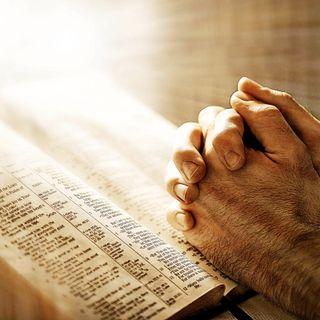 2018-09-30 - Living Like Jesus: The Power of Prayer - James 5:13-20