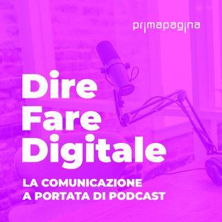 DIRE FARE DIGITALE – Ep 1 (parte IIª) – Paolo Tedeschi di Canon Italia