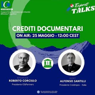 Export Talks - Focus Crediti Documentari