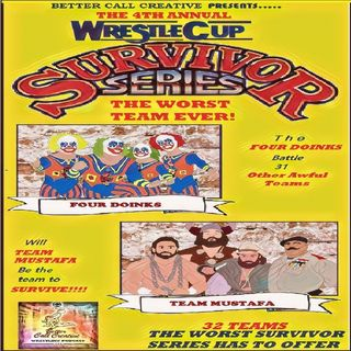 Wrestle Cup Episode - Worst Survivor Series Team