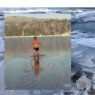 🤔 Ce qui se cache derrière LA PEUR (grâce à une baignade ❄️ en eau glacée)