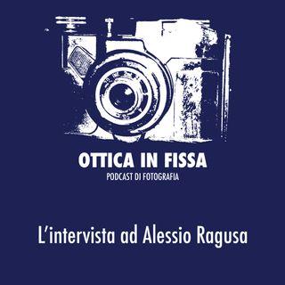 L'Intervista a Alessio Ragusa