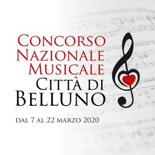 Concorso Musicale Nazionale Città di Belluno. Intervista con Manuela Selvestrel.
