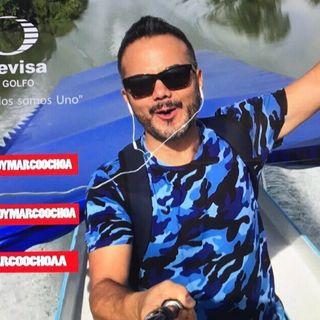 Marco Ochoa en directo Radio Zopilote