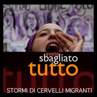 Stormi di Cervelli Migranti