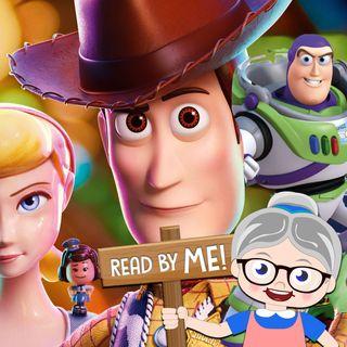 Toy Story - Meditation Story