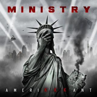 Metal Hammer of Doom: Ministry - AmeriKKKant