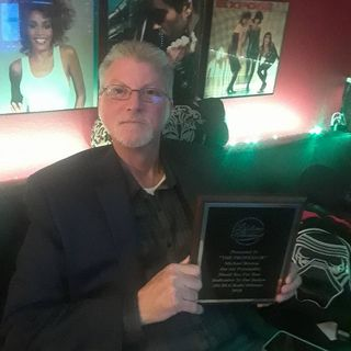 "Weekly Rundown Radio Show ""Lifetime Achievement Award Michael Benson"""