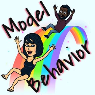 "Meet New Modeling Podcast Host of his own ""Model Behavior"" Michael Gabel!"