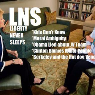 Liberty Never Sleeps 09/12/17 Show