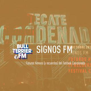 SignosFM #584 Futuros himnos (y recuerdos) del Festival Coordenada