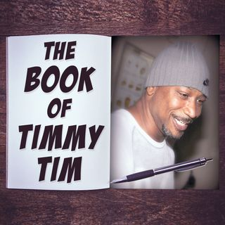 The Book Of Timmy Tim (Girt Wrapping and not the gift)