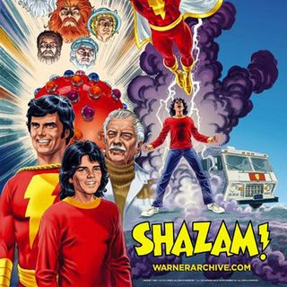 The SPLATHOUSE Podcast SPLATHOUSE61: Shazam! (1974-1976) Commentary