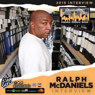 Love Ultra Radio Ralph McDaniels Interview