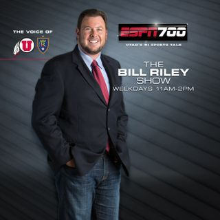 Steve Tate talks Utes, charity on the Bill Riley Show