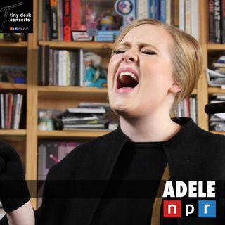Adele - Acoustic Live at NPR Music Tiny Desk Concert - Full Performance | Full Concert