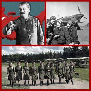 Streghe della notte - Le aviatrici russe, incubo notturno dei Nazisti