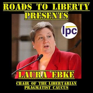 Laura Ebke on Roads to Liberty