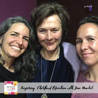 Inspiring Childhood Education with Jane Hanckel