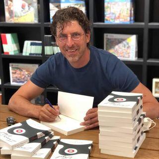 """Oud-Majoor, schrijver en columnist Niels Roelen zijn nieuwe boek: """"Zwarte Vogel"""""""