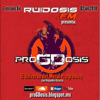 proGDosis 84 - 02jun2018 - Luz De Riada