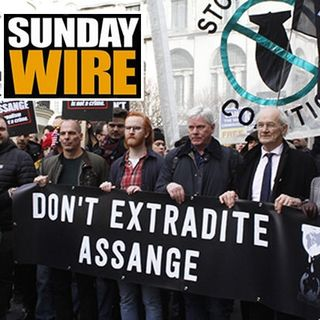 'Assange Hearing Begins' with guests Joe Lauria and Andre Vltchek