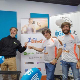 ATR 9X10 - Trofeo Akiles, Running solidario y correr en el Sahara