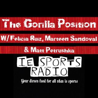 The Gorilla Position- Episode 84: Thursday Bloody Thursday Part 1