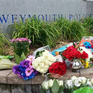 Community Mourning Slain Weymouth Officer