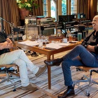 Bruce Springsteen e Barack Obama hanno fatto un podcast insieme
