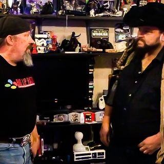 Big Lip Radio Presents: Gimmicks and Angles 10 - Cowboy Jack Durango