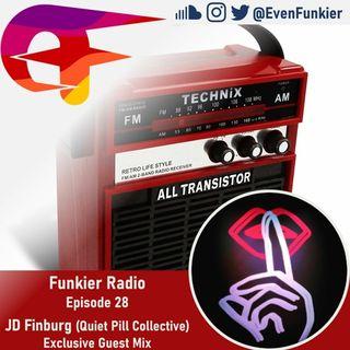 Funkier Radio Episode 28 (JD Finburg Exclusive Guest Mix)