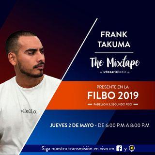 Frank Takuma visitó The Mixtape en Filbo 2019