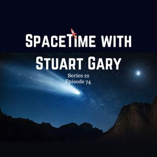 74: Cometary Orbital Gateway Discovered