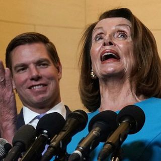 Episode 867: JULY 23 2021 SECRET AGENT MAN  POLITICAL MONOLOGUE VIDEO TODAY NASTY NANCY AND HER POLITICAL SON ERIC SWALTWWELL SHE PROTECTS H